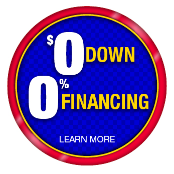 $0 down with 0% financing on mattress sets available at American Mattress