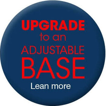 Upgrade to an adjustable bed frame or base