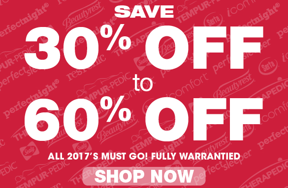 Save 30 to 60% off