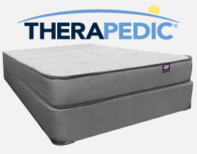 Therapedic Queen Mattress