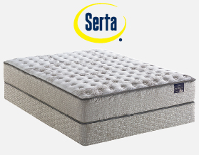 Serta Overland Firm Mattress now only $699 at American Mattress