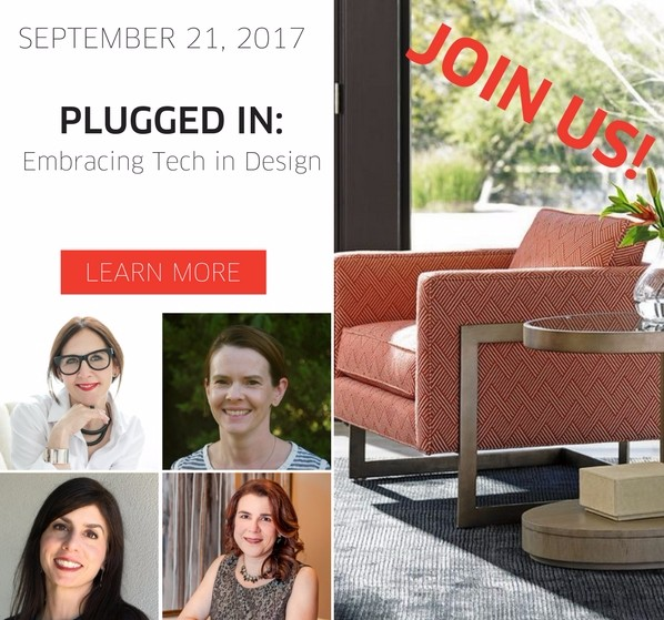 EVENT- Plugged in: Embracing Tech in Design